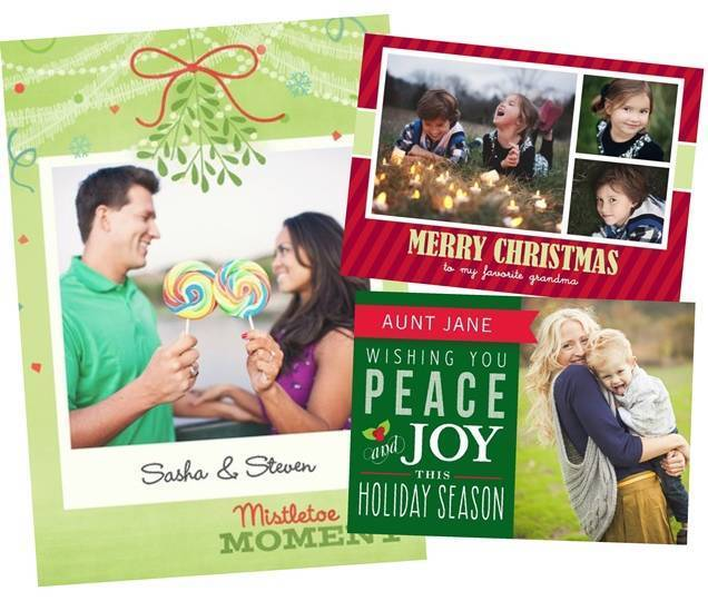 Holiday Stationery: Save up to 60% on Treat Greeting Cards