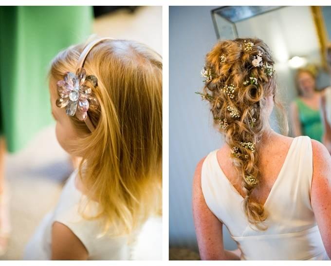 flower braid