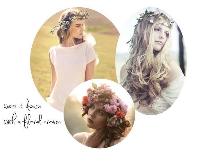 Pleasant Romantic Rustic Wedding Hairstyles Hairstyles For Men Maxibearus