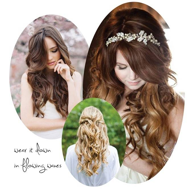 ... See more on the Sweet Violet Bride 'Beautiful Hairstyles' Board