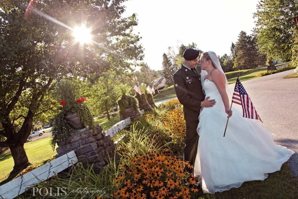 Contest for Military Couples to Win a Free Wedding in Vermont