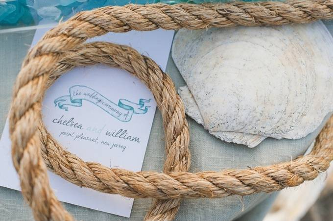 Sunset Styled Beach Wedding from Christina Lilly Photography