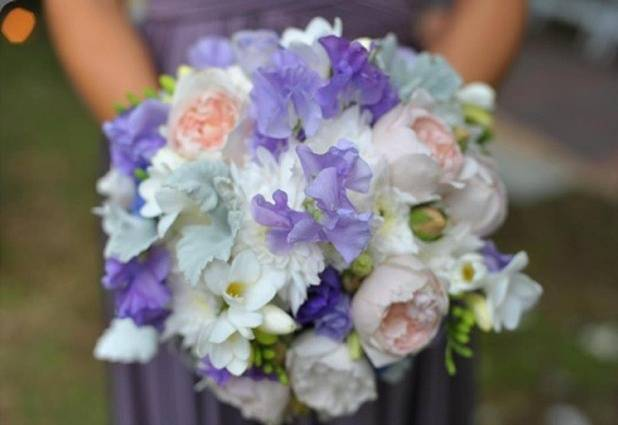 Wedding Flower Inspiration: Sweet Pea