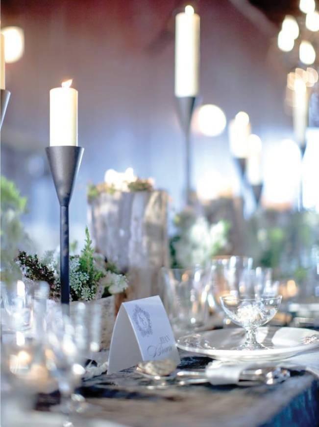 silver wedding scheme