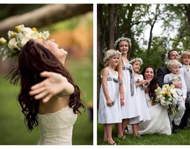 flower crown girls