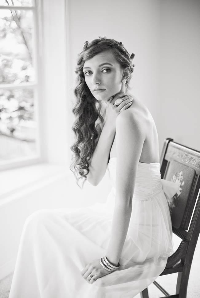 Oregon Woodland Chic Wedding {from Amanda K Photography}