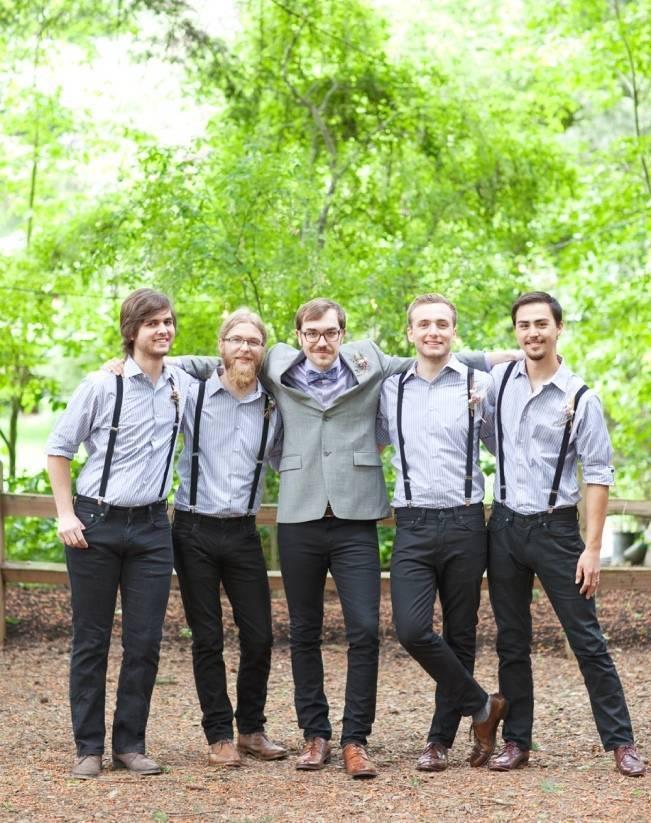 casual looks for groomsmen