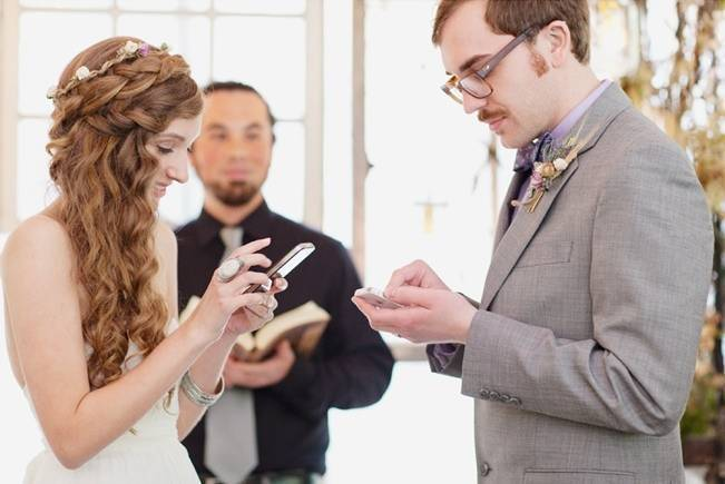 vows on iphone