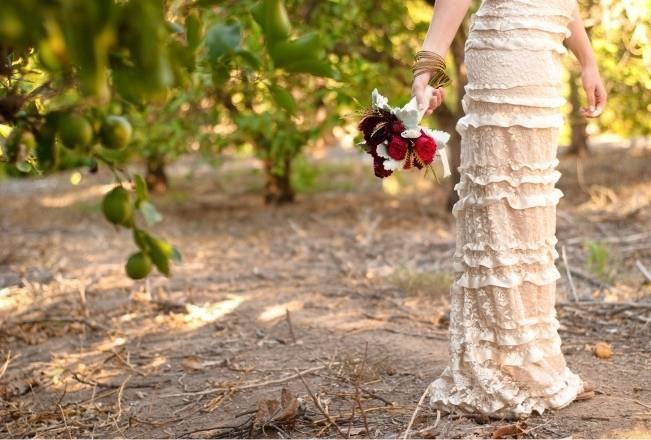 Pomegranate + Fig Styled Shoot {from Carly Rae Weddings}