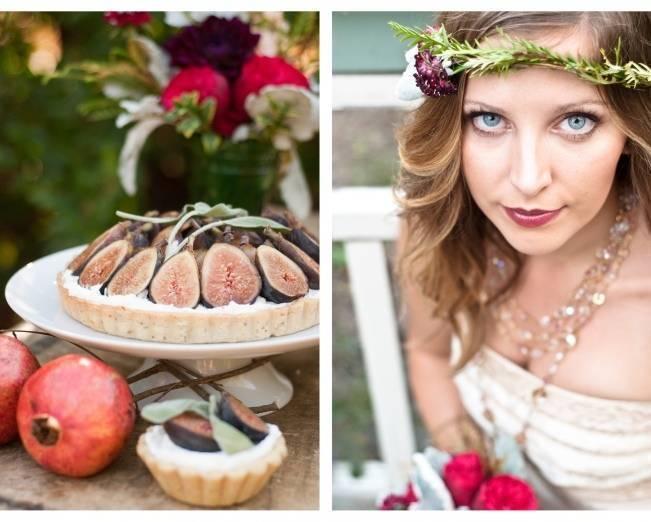 fig theme wedding
