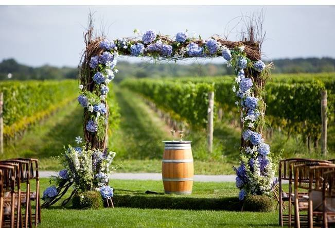 Raphael Vineyard Wedding From Roberto Falck Photography