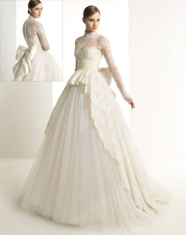 Bridal 2013 Zuhair Murad for Rosa Clara