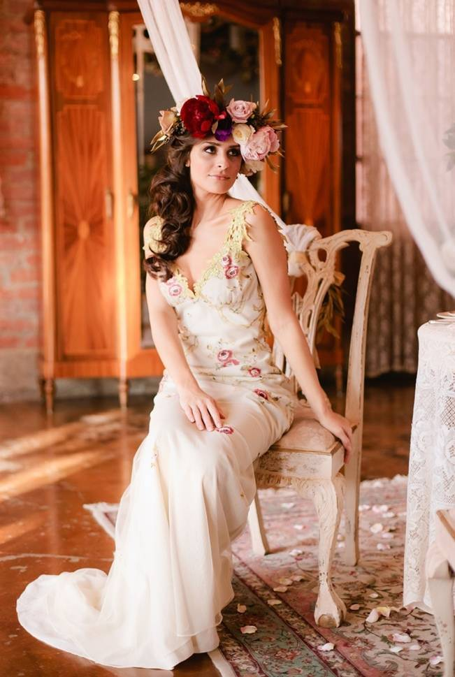 Claire Pettibone Trunk Show {from Brian Leahy Photography}