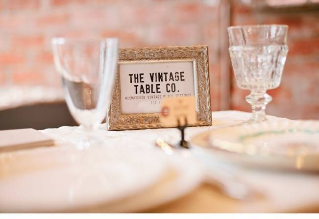 vintage table co.