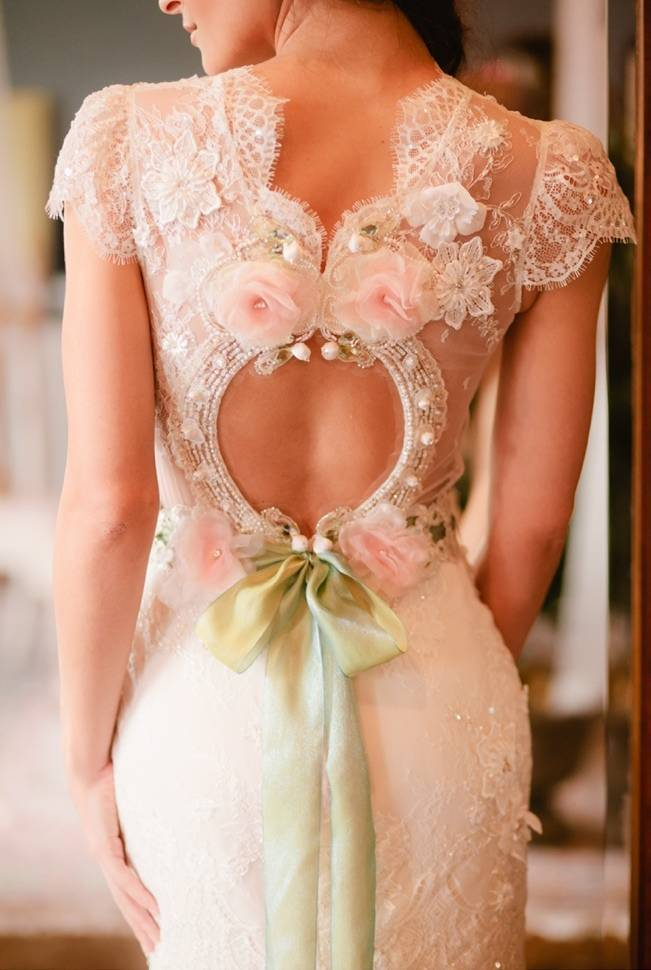 Claire Pettibone Beauty gown