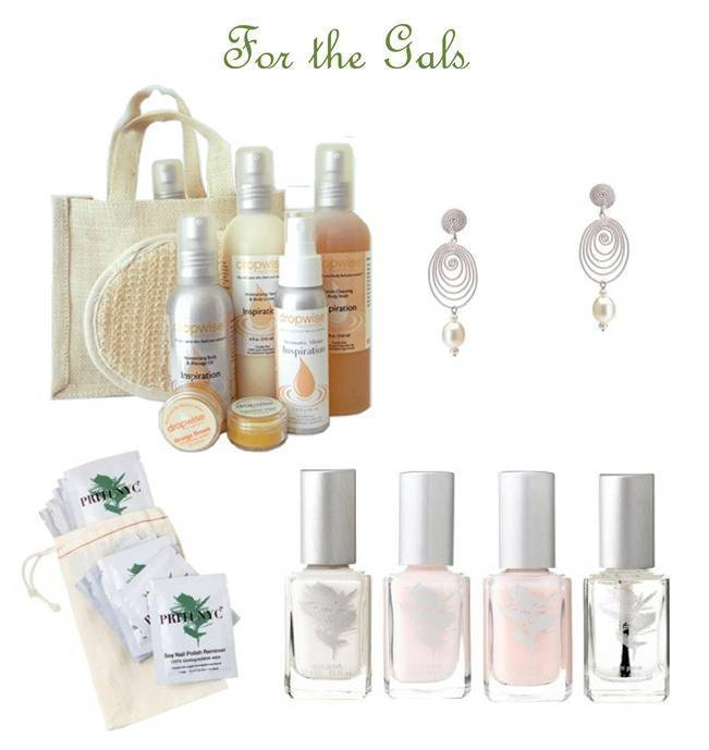 Green Gifts: SVB's Top Picks from the Green Bride Guide Shop