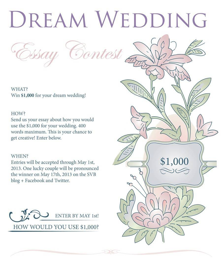 Essay dream wedding
