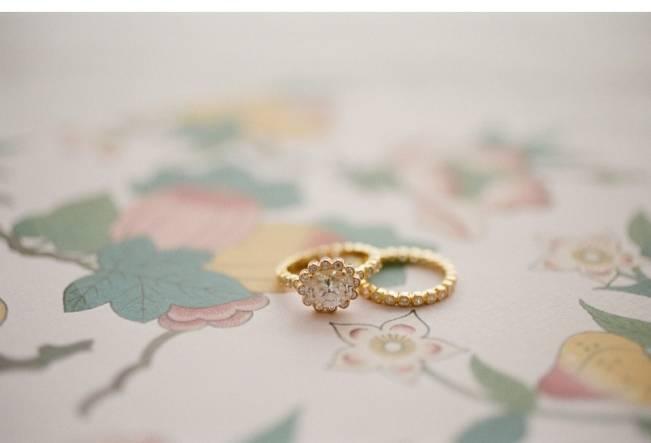 kirakira wedding rings