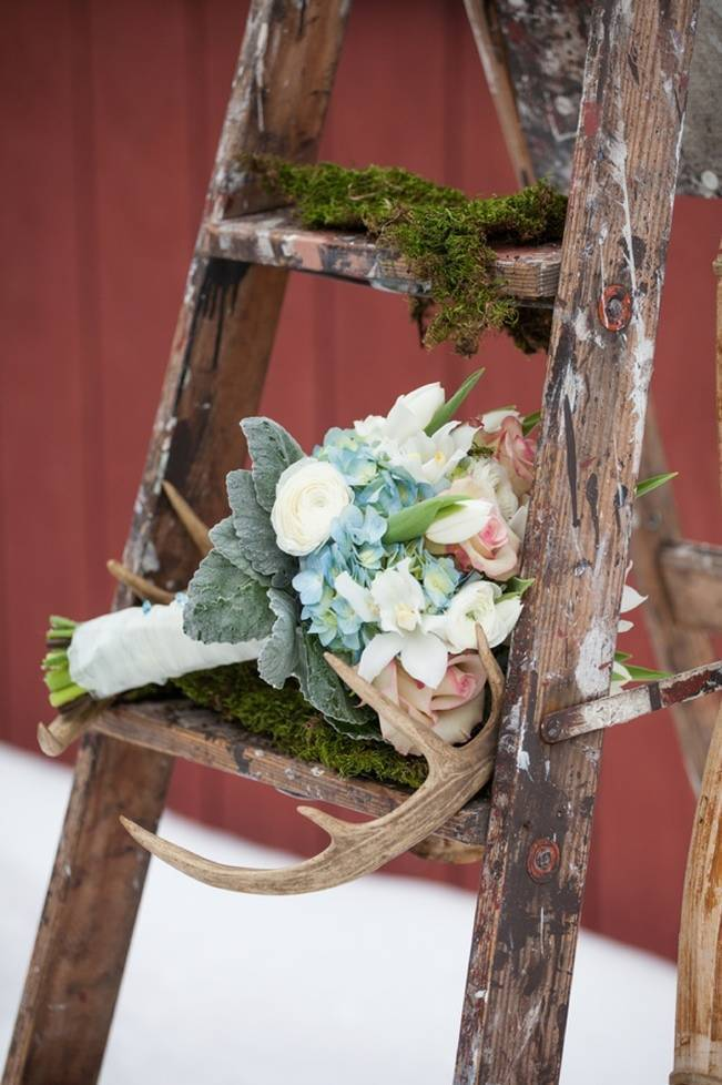Winter Wedding Inspiration {from Wren Photography}