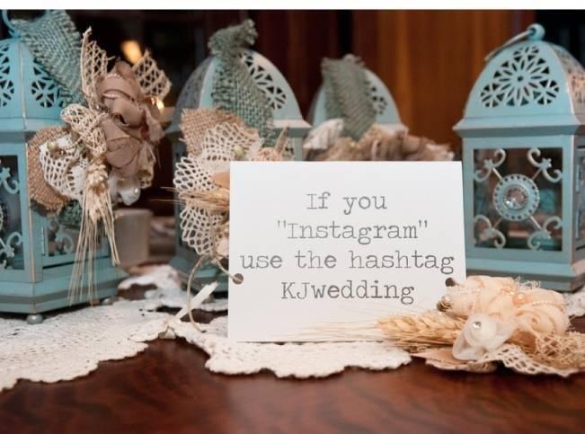 instagram wedding