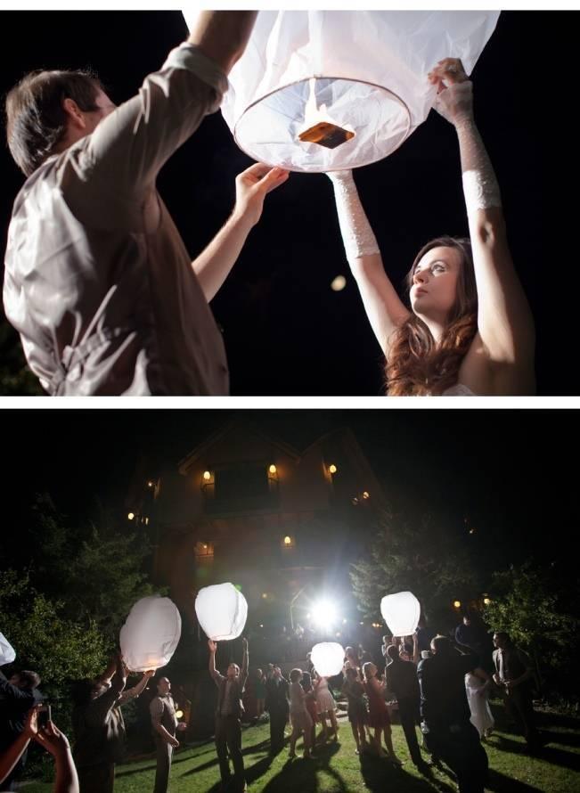 gas paper lanterns