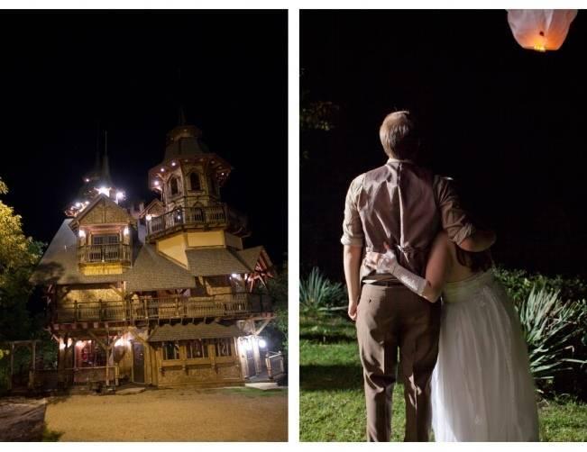 Castle Rogue's Manor wedding