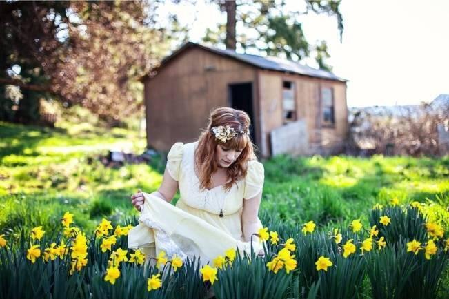 daffodil wedding theme