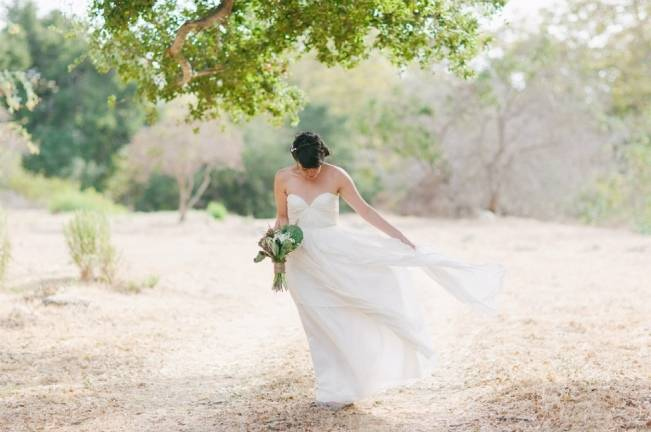 Malibu Nature Preserve Wedding {from Amanda K Photography}