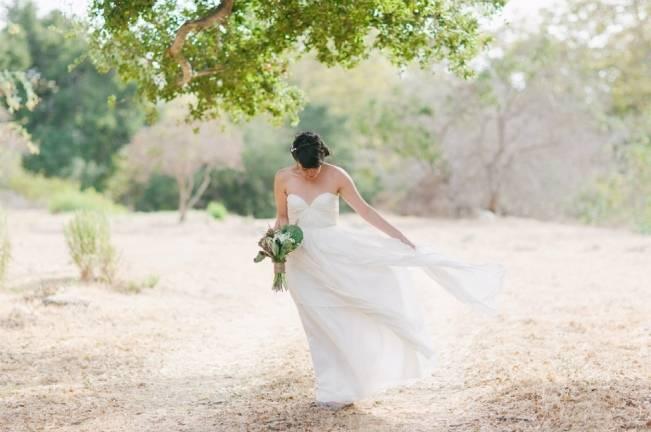 Malibu Nature Preserve Wedding {from Amanda K Photography}