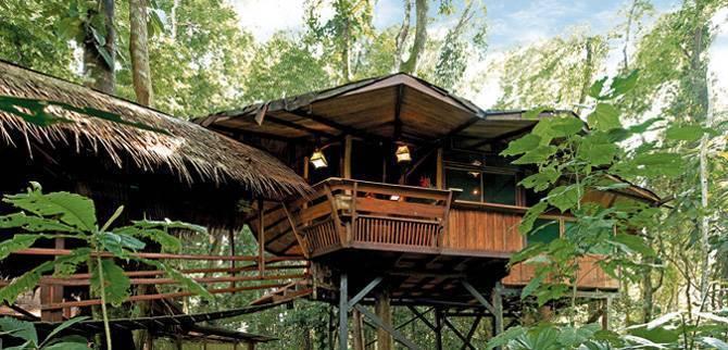 The Tree House Lodge – Costa Rica