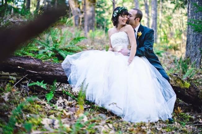 fairy forest wedding