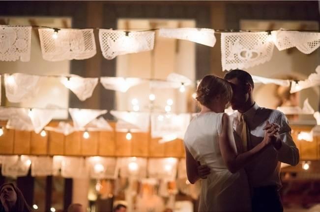 best outdoor wedding lights