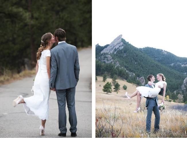 flatirons wedding