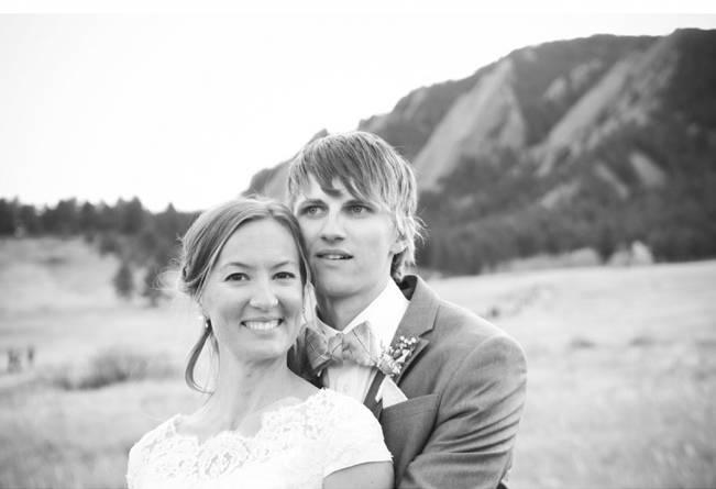 outdoorsy colorado wedding