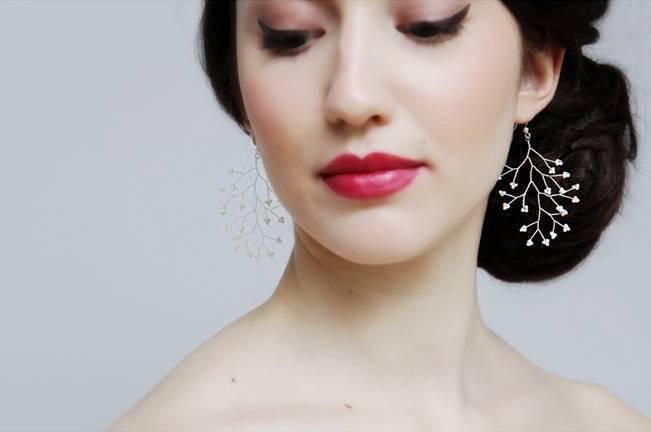 pearl branch earrings virginia geiger jewels