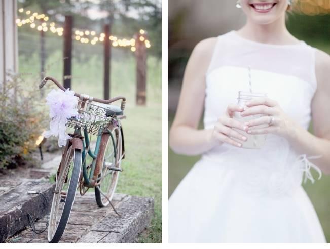 whimsical picnic wedding