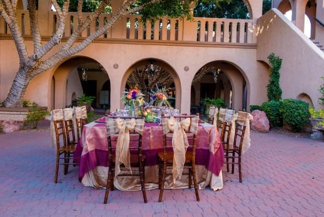 Aldea at Tlaquepaque wedding