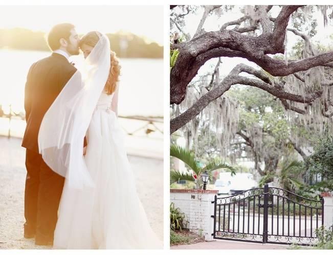Marie Selby Botanical Gardens weddings