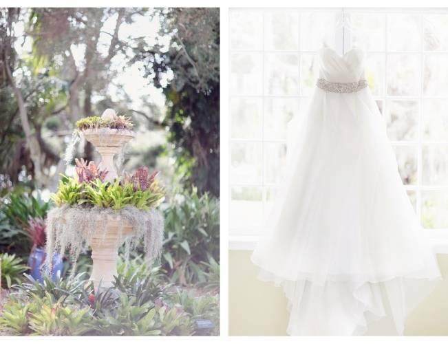 selby botanical gardens wedding