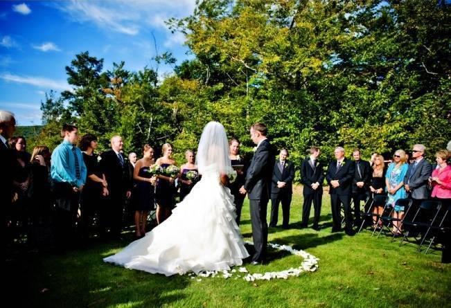 wedding circle