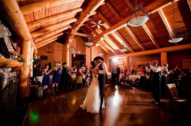 buffalo mountain lodge wedding