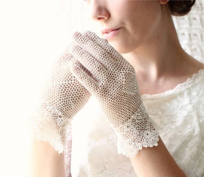 vintage bridal gloves whichgoose