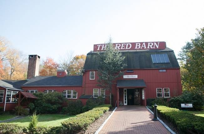 the red barn, westport CT