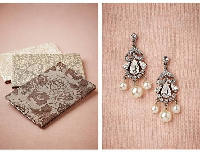 pearl chandelier earrings bhldn