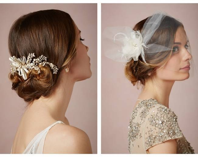 hair accessories from bhldn