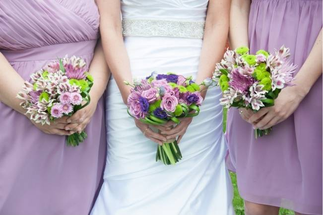 Spring Wedding at Quail Ridge {Jenna Rose Photography}