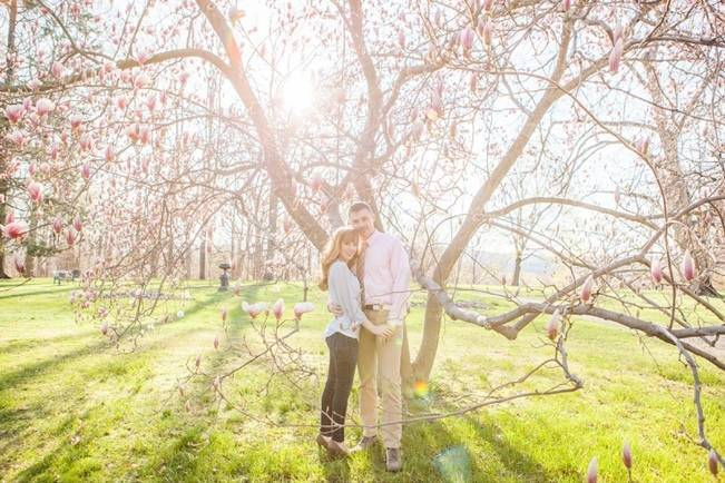 Upstate New York Engagement {Caitlinn Mahar-Daniels Photography}
