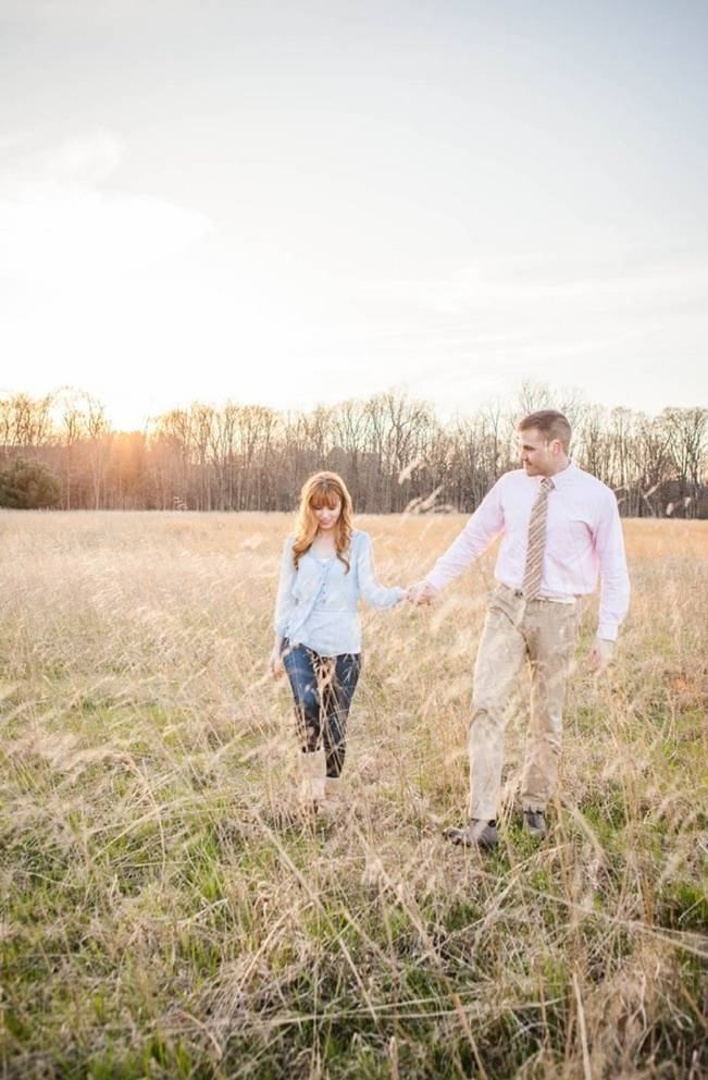 sunset field engagement