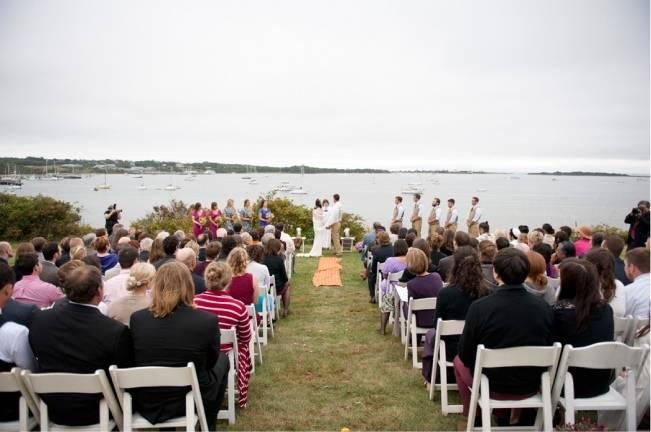 rhode island ocean wedding