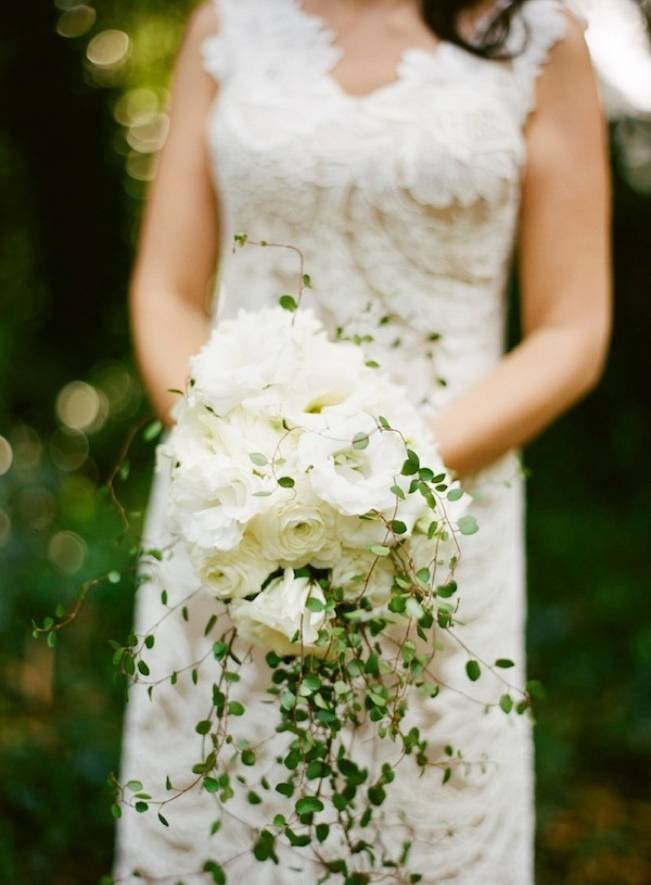 Wedding Flower Inspiration Lisianthus